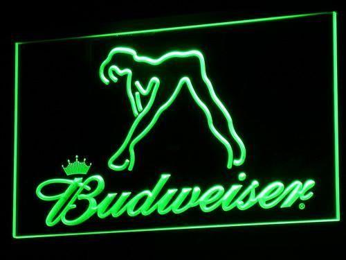 "Budweiser Dartboard Darts Neon Light Sign 20/""x16/"" Beer Cave Gift Lamp Artwork"