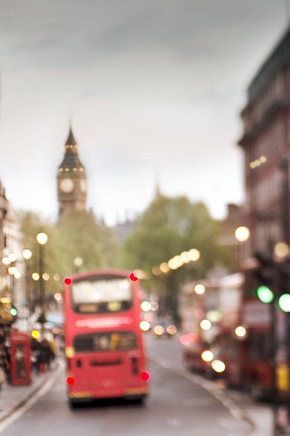 London Photography - Big Ben von Trafalgar Square, Twilight, England Reisen Fine Art Fotografie, große Wandkunst, Wohnkultur