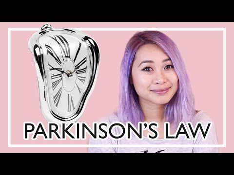 Productivity: Parkinson's Law - Lavendaire