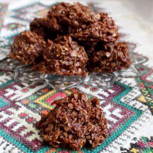 No-Bake Haystack Cookies