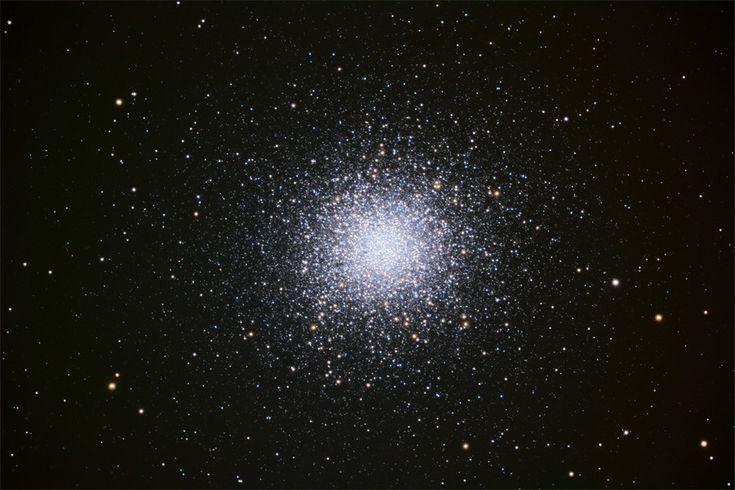 Messier 13: Hercules Globular Cluster
