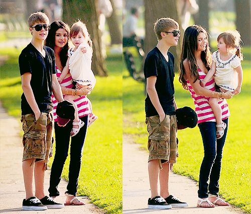 not going to lie, I love Justin Bieber and Selena Gomez.
