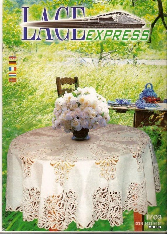 Lace Express 2003-01