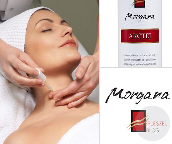 Morgana termékek a kozmetikus szemével