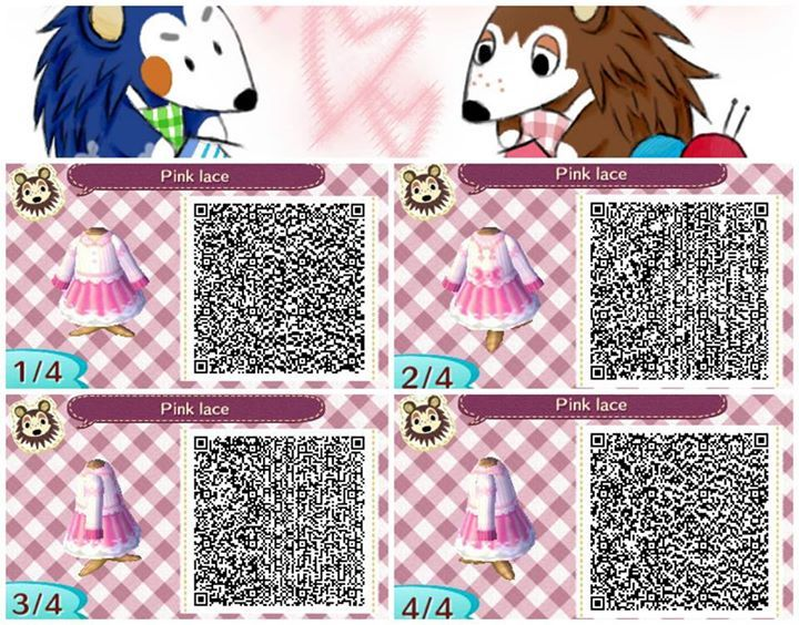 1203 Best Images About Animal Crossing New Leaf QR Codes