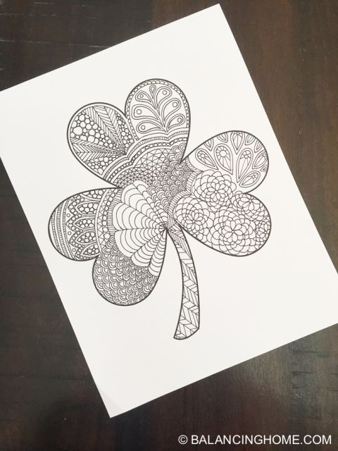 210 best Clover images on Pinterest Clovers St patricks day and