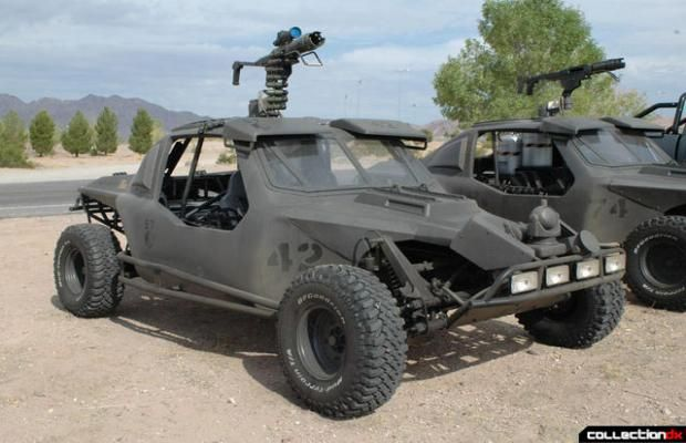 Gallery: 25 Crazy Vehicles The Military Won't Let Us Have John Smith