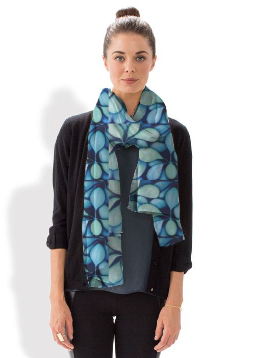 Modal Scarf - NEW ENGLAND POND by VIDA VIDA