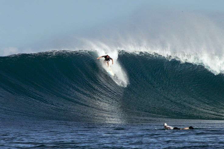 Bali Surf Travels: Nusa Lembongan Big Waves Big Adrenaline