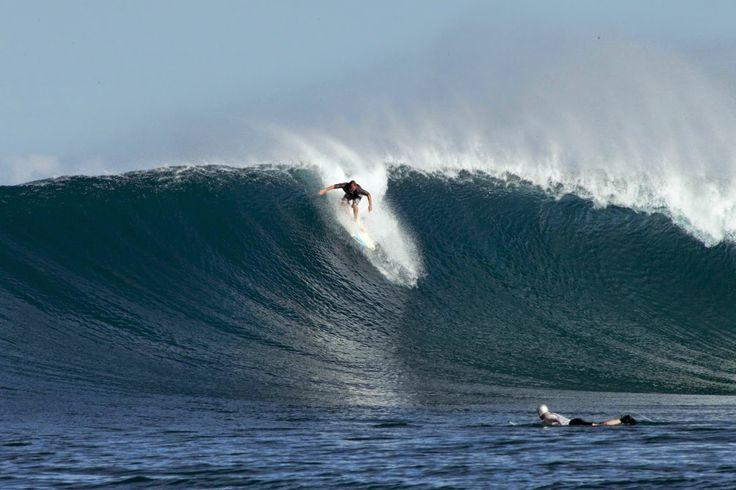 Bali Surf Travels: Nusa Lembongan Big Waves Big Adrenaline