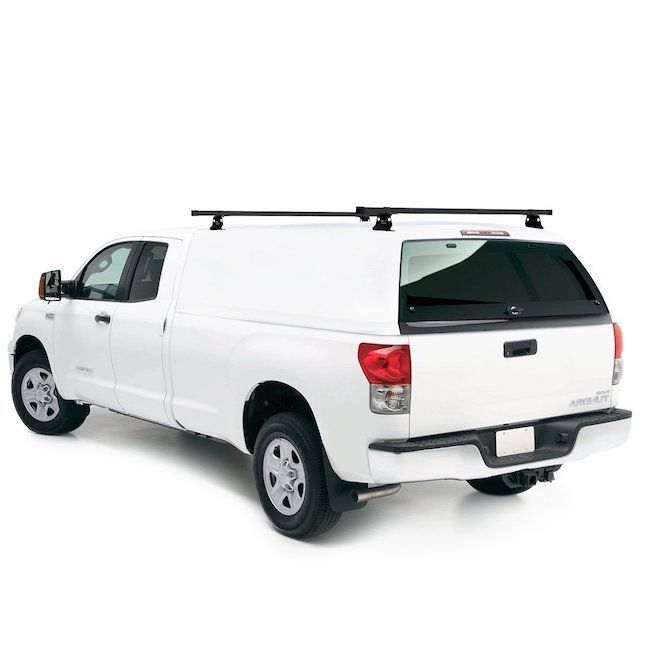 "Truck Topper Toppers Pickup Ladder Rack 60"" Bar Powder Coat Galvanized Steel  #Vantech"