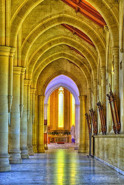Bendigo Sacred Hearts Cathedral by brusca, via Flickr