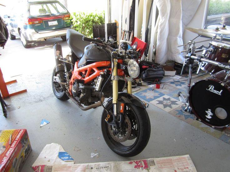best streetfighter headlights to use - Custom Fighters - Custom Streetfighter Motorcycle Forum