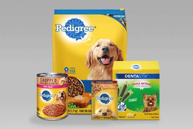 The Mars Company -  Also Owns Pet Food Brands Pedigree And Whiskas