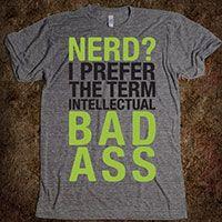I majored in Biology ;)