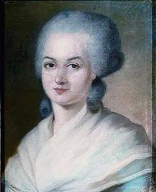 Le 3 novembre 1793, Olympe de Gouges, auteure de la Déclaration des droits de la Femme et de la Citoyenne, est guillotinée.