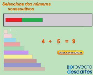 PROYECTO CANALS. Pares e impares con regletas. Aprender que hay dos tipos de números naturales: los pares, que podemos obtener como suma de dos números iguales, o también sumando repetidas veces el número 2, y los impares, que son todos los demás. Descubrir que los números impares podremos obtenerlos sumando dos números consecutivos. Descubrir algunas propiedades, entre ellas la más elemental: los números pares y los impares se encuentran en la serie numérica perfectamente alternados.