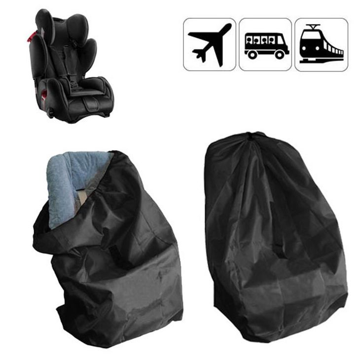 Portable Car Child Safety Seat Travel Bag Dust Cover For Seats Accessories Baby Stroller