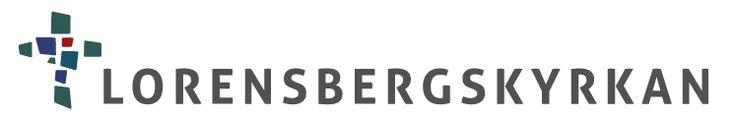 Lorensbergskyrkan - logotype made by Orangia AB