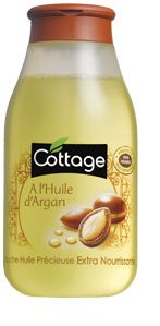 Yummy! A present from Germany. Cottage, Extra-nourishing precious oil shower with Argan oil, Shower Milk, Shower Oil, Shower Gel, Exfoliating Shower Gel, Body Milk and Cream, Body Care Product, Bath Product