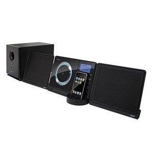 Teac CD-X60i Ultra Thin Hi-Fi System with iPod Dock. Teac CD-X60i Ultra Thin Hi-Fi System with iPod Dock.