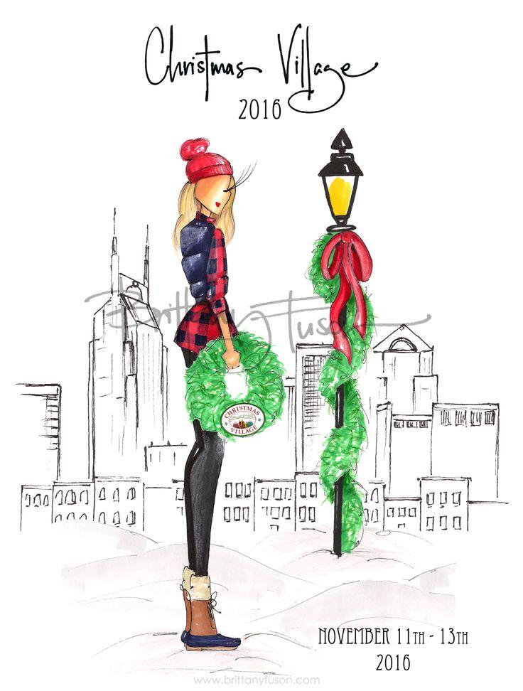35 best Brittany Fuson images on Pinterest | Fashion illustrations ...