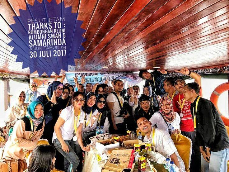 PESUT ETAM Sangat cocok untuk berbagai acara kegiatan seperti reuni, arisan, gathering, rekreasi, wisata edukasi, ulang tahun, dll. Info : 081346246210