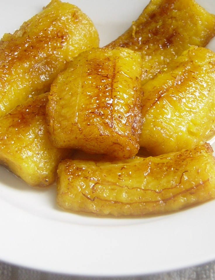 Juicy Jamaican Plantains