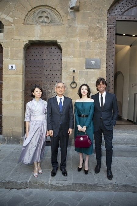 lee young ae supper in italy