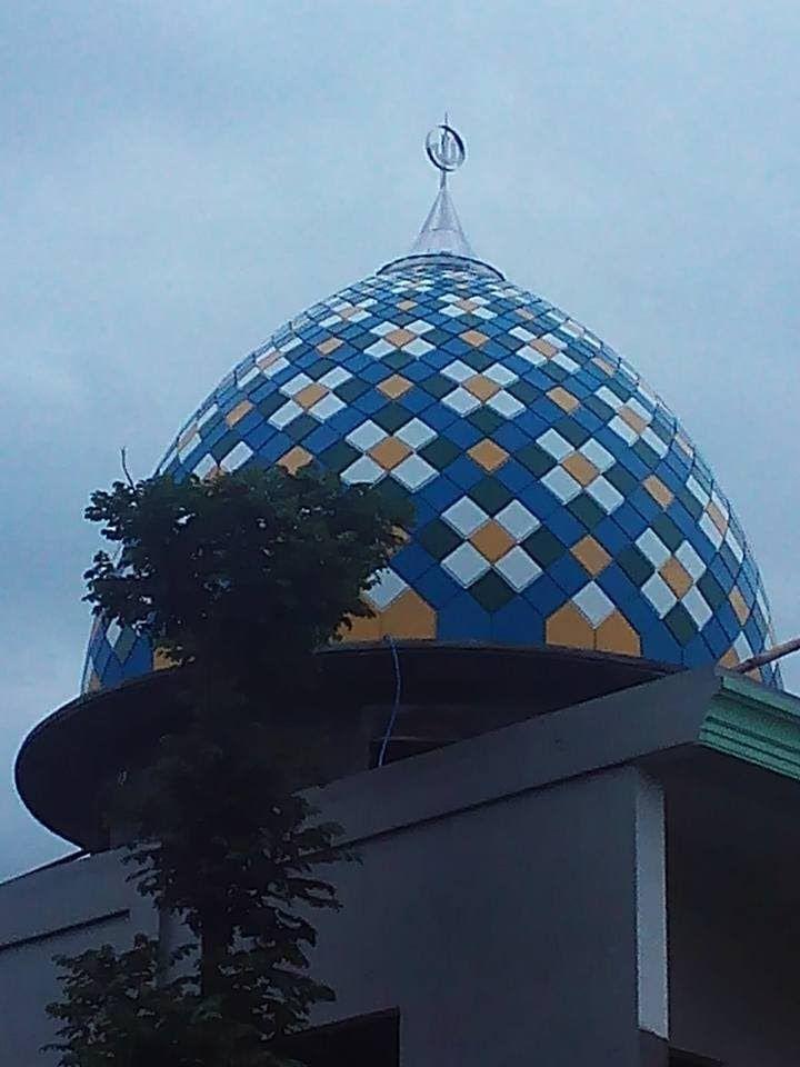 Kontraktor Kubah Masjid di Bengkalis | Hub. 081331587344 Termurah !