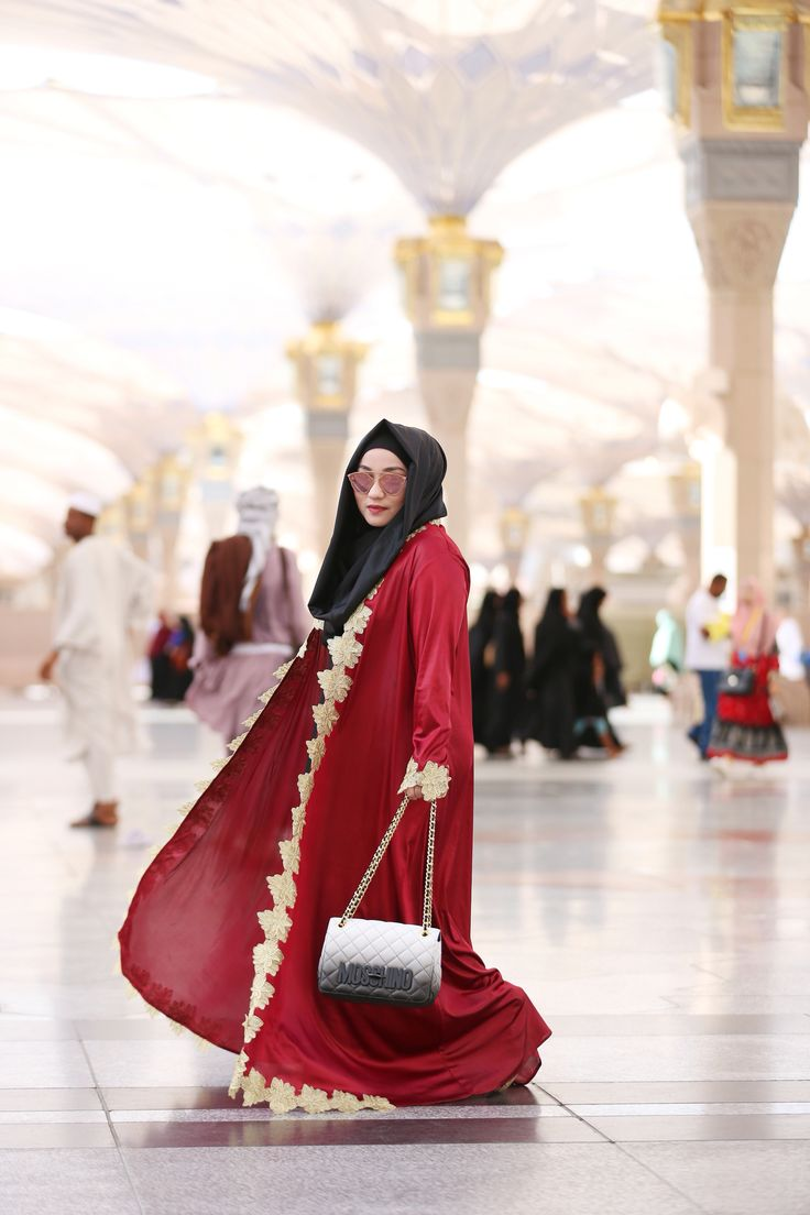Always miss this place...   Abaya Style ❤️