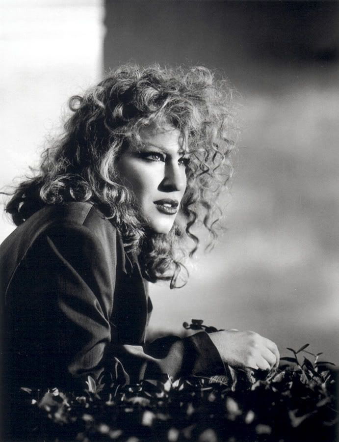 Bette Midler (Greg Gorman Photography)