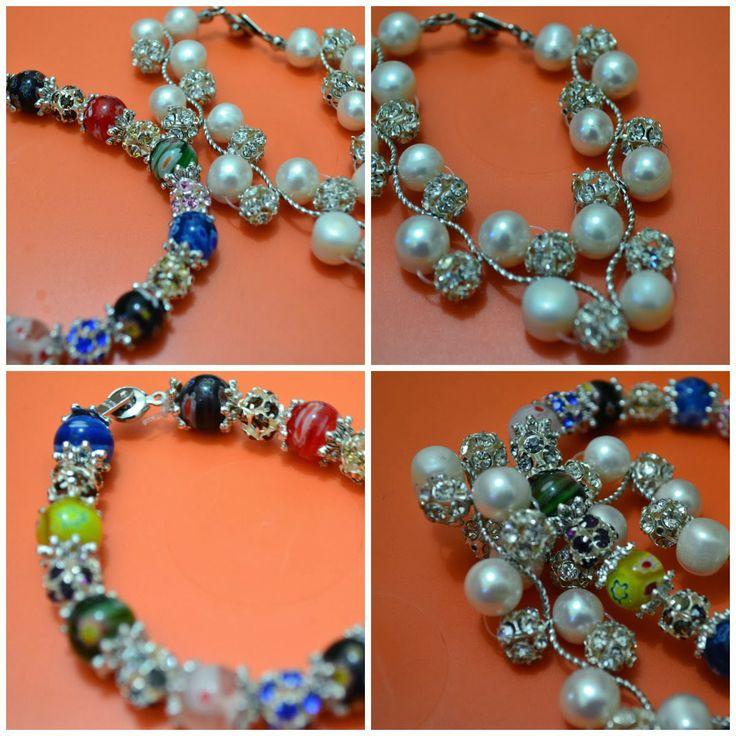 Mamika Extra Conner: italian beads bracelet