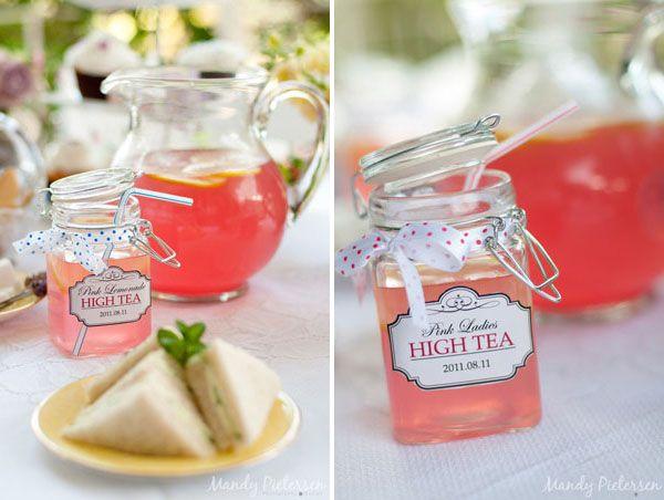 Vintage High Tea Photoshoot - Primadonna Bride