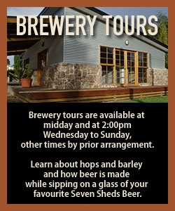 Learn about Hops and barley and how beer is made on a day #tour and even a few beer tastings along the way .day out   with #Map of #Tassie #Tours.  www.mapoftassietours.com.au