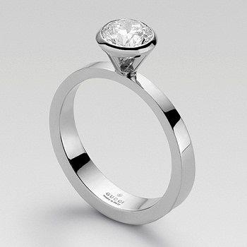 GUCCI(グッチ)の婚約指輪(エンゲージメントリング)|ゼクシィ ブランドリングコレクション グッチのエンゲージリングをまとめました!