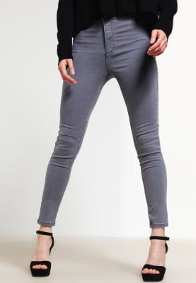 Miss Selfridge Petite STEFFI - Slim fit jeans - grey for £26.65 (06/10/16) with free delivery at Zalando