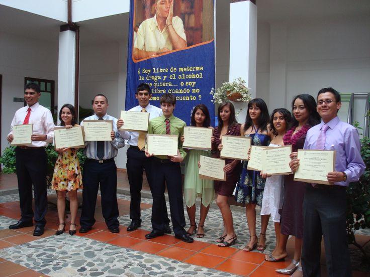 Grados Tecnólogos en Administración de Empresas (2009)