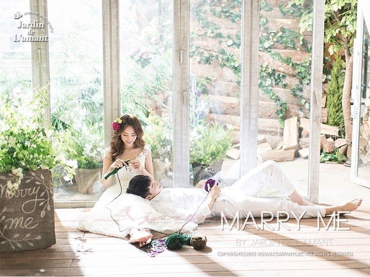 ☆シャルダンドゥ ラマンスタジオ☆ オススメスタジオのご紹介 韓国ウェディングフォト♪|韓国ウェディングフォト(韓国フォトウェディング)・結婚写真の前撮りならアジェリーナ☆
