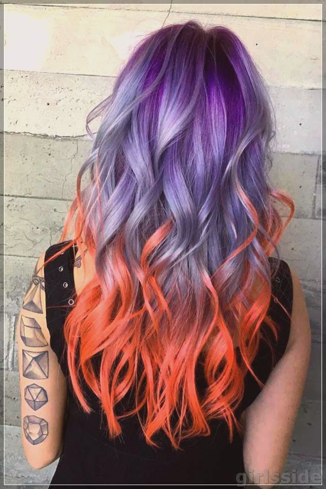 51 Amazing Colorful Hairstyles In 2020 Hair Styles Wedding Guest Hairstyles Womens Hairstyles