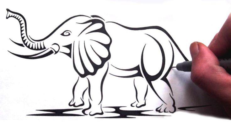 Tribal Elephant Tattoo Designs Jsharts Deviantart | Find Tattoos