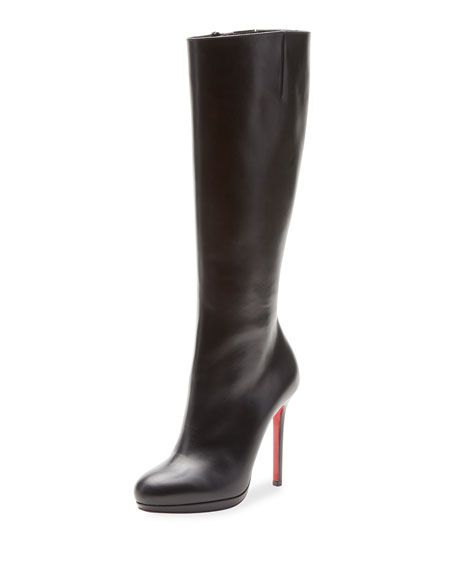 official photos a4ac2 a6fd6 Botalili Tall Red Sole Boot in 2019 | Shoe Envy | Tall ...