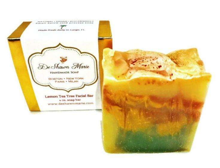 Tea tree facial soap #11