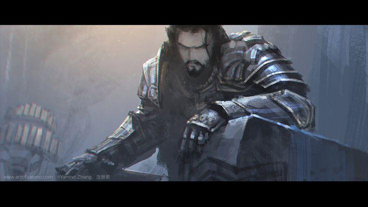 Artist's Rendition of BlizzCon Warcraft Movie Footage   BlizzPro's Warcraft