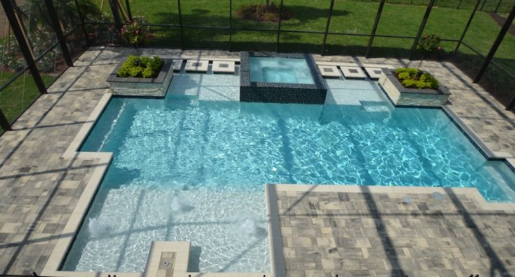 16 best our pool designs images on pinterest pool for Pool building companies