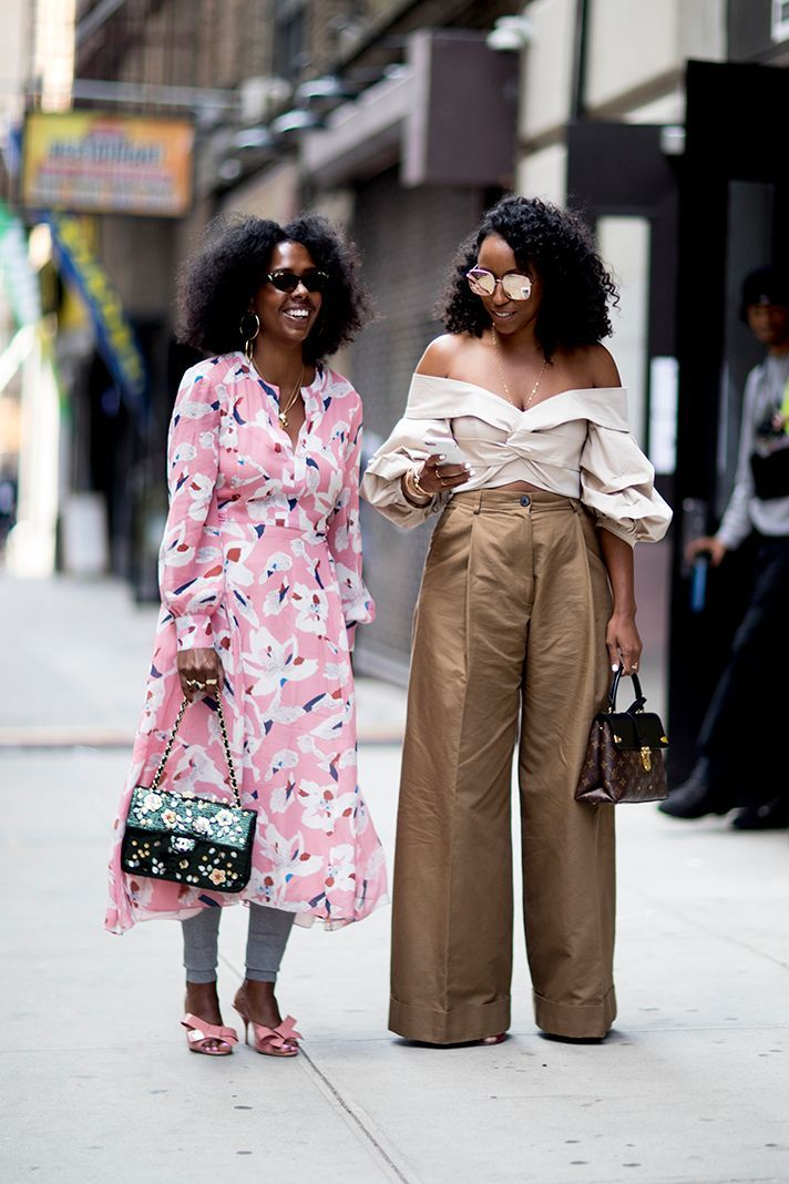 The Best Street Style From New York Fashion Week Spring 2018
