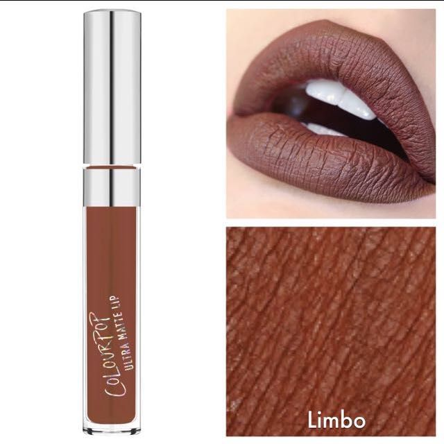 Limbo - Colourpop. been wanting this color and Frick N Frack for the longest, omg.