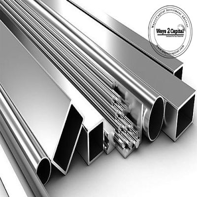 Aluminium on MCX settled up 0.37% at 122.7 on upbeat manufacturing data in top consumer China. China's Shangdon Zinfa