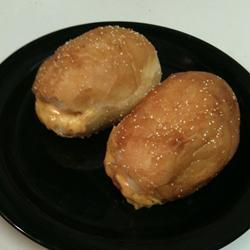 Crawfish Pistolettes Recipe-Yeah baby had these at Shrimp Fest in Gulf Shores this past weekend. To die for yummy! They add shrimp, I would also add crabmeat to mine!!