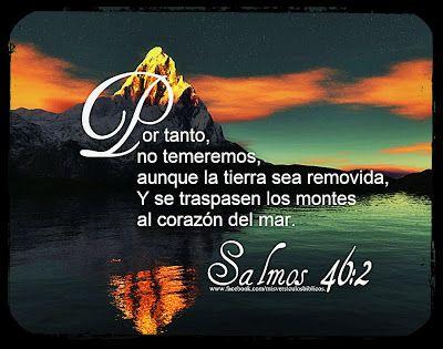 Versículos Biblicos: Salmos 46:2